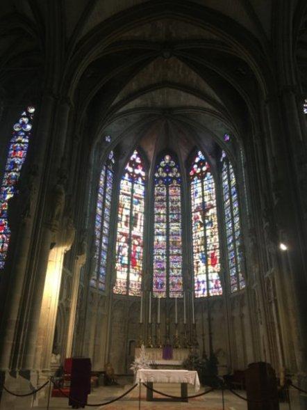 france carcassonne church