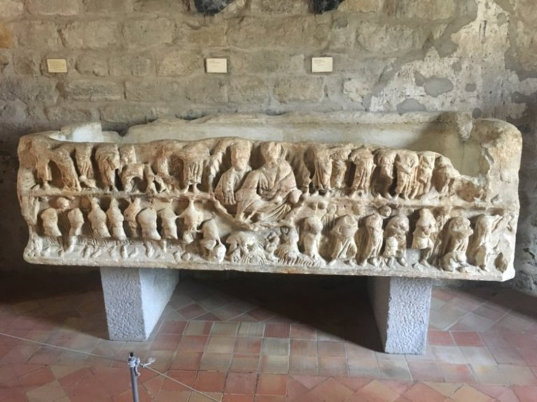 france carcassonne coffin